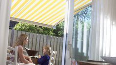BYZON terrasscherm de zon aan je huis